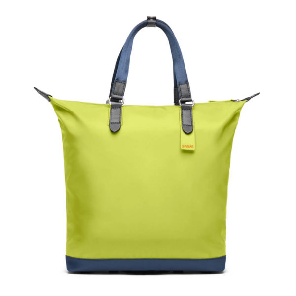 Swims tote limeade