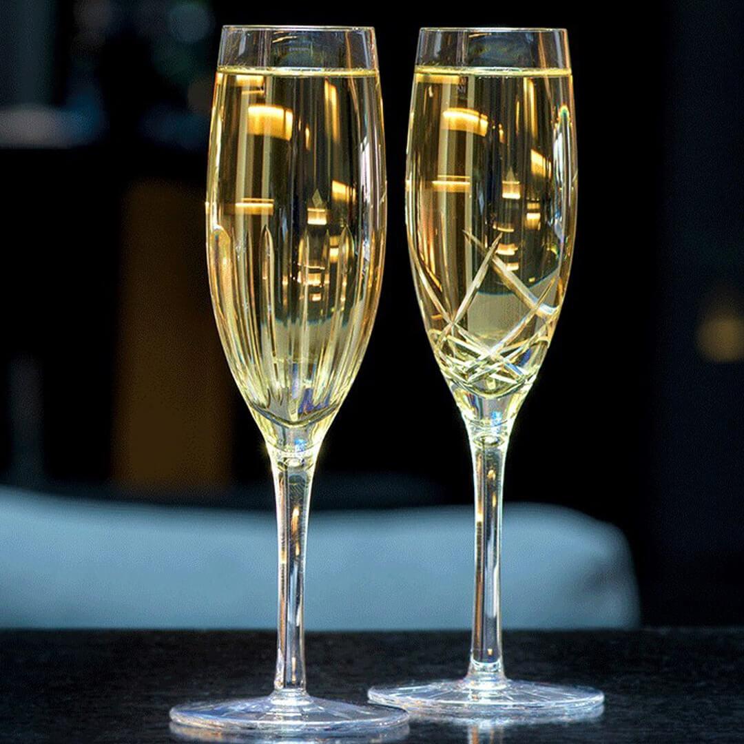 ALBA champagne fine line