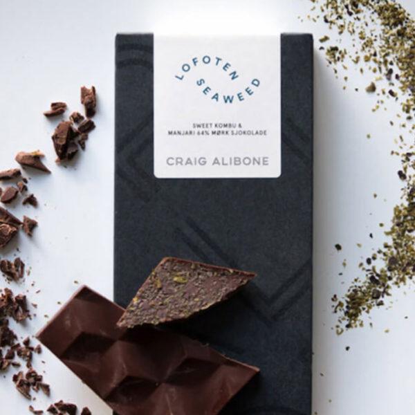 Lofoten Seaweed sjokolade