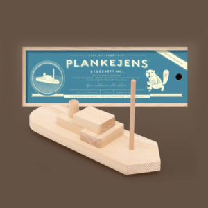 Plankejens båt